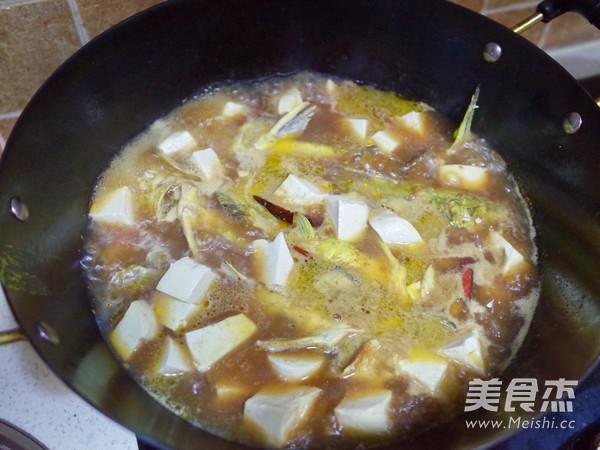 嘎鱼炖豆腐怎么吃