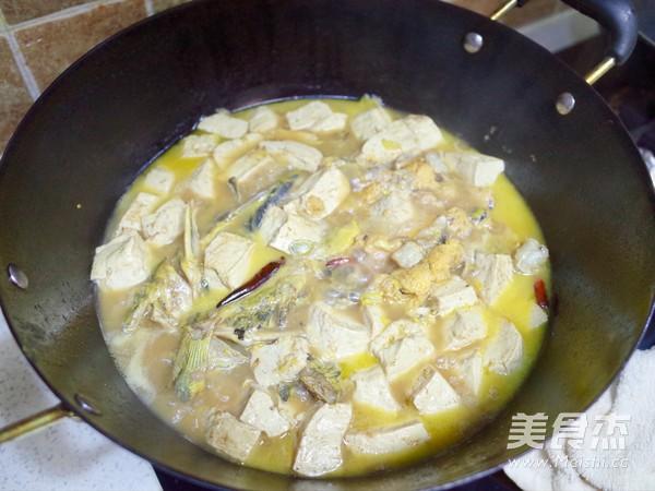 嘎鱼炖豆腐怎么做