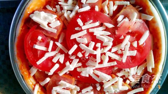 海鲜蔓越莓披萨怎么炖