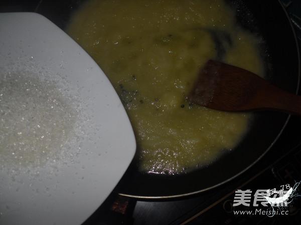 苏式凤梨月饼的家常做法