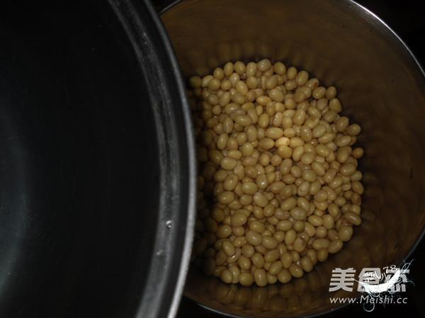 内脂豆腐花的步骤
