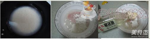 猪膀胱蒸糯米的做法大全