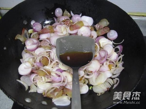 腊肉红葱头怎么炒