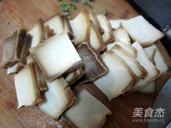 腊肉炖熏干的做法大全