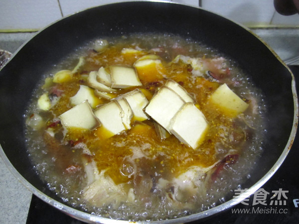 腊肉炖熏干怎么煮