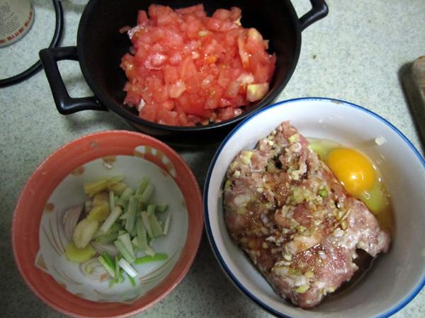 番茄肉丸汤的做法大全