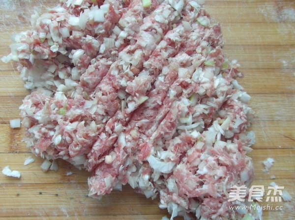 酱汤羊肉丸子的做法图解