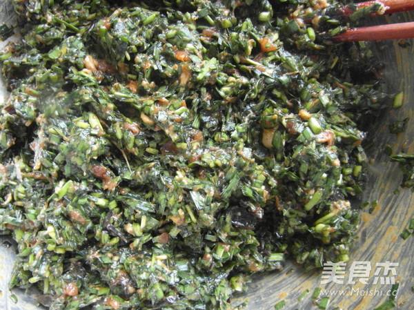 韭菜大蒸饺怎么吃