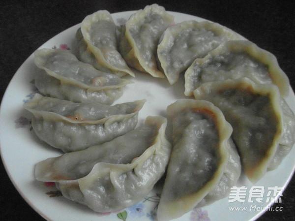 韭菜大蒸饺怎样煸