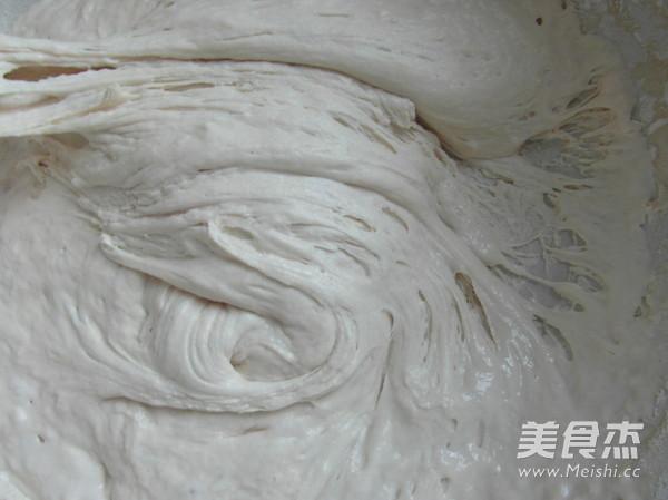 扭纹花式面包的做法大全