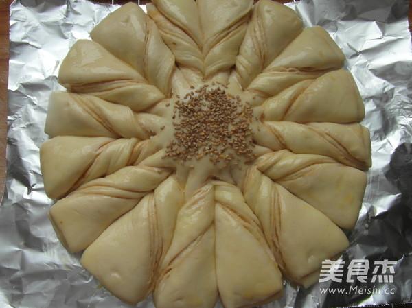 扭纹花式面包怎样煸