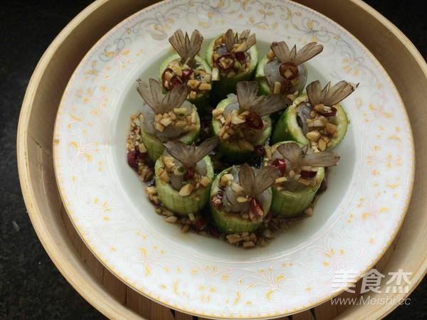 丝瓜蒸虾盅怎么炒
