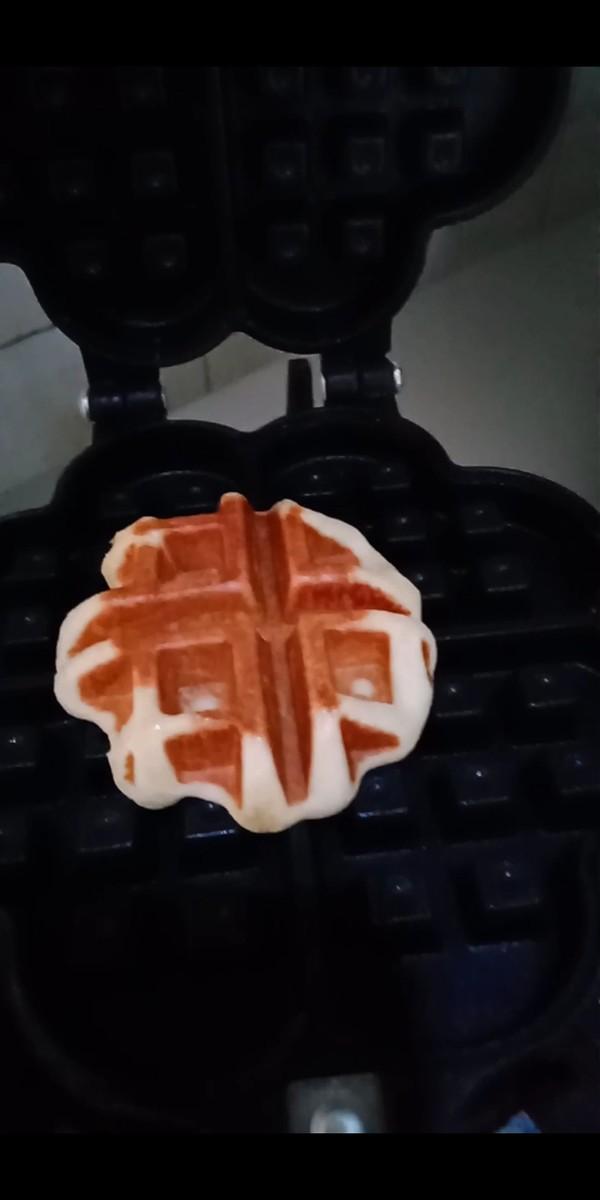 华芙饼的简单做法