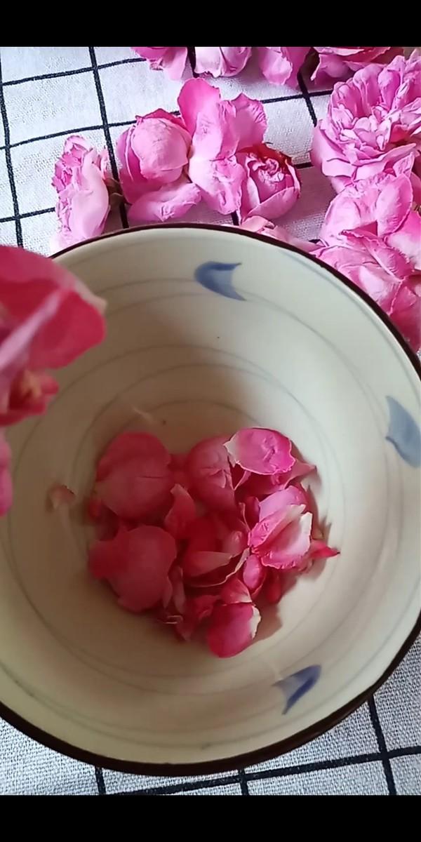 玫瑰花酱的做法大全