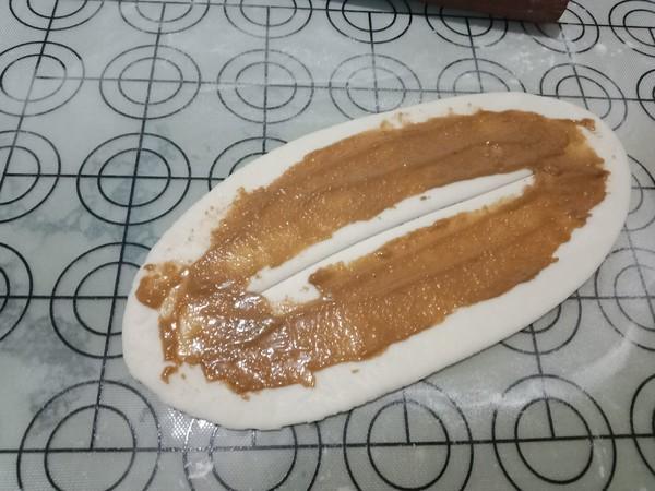 芝麻酱花卷的做法大全