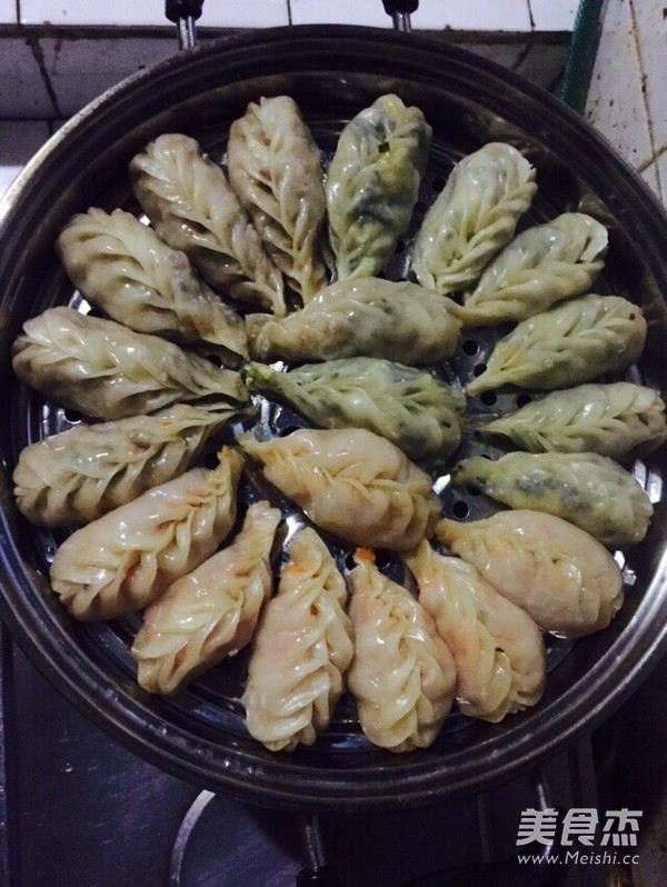 三馅饺子怎样做