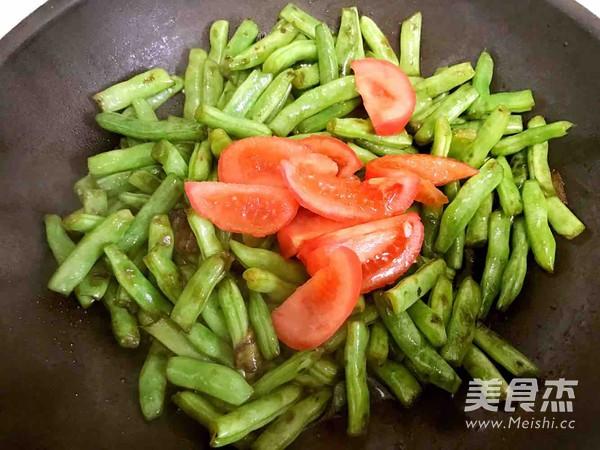 扁豆焖面怎么吃