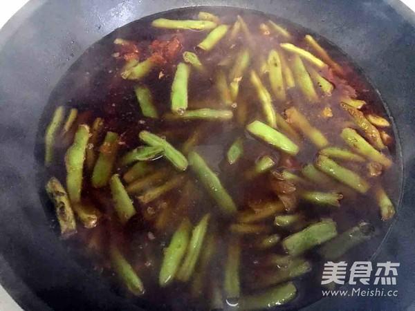 扁豆焖面怎么做