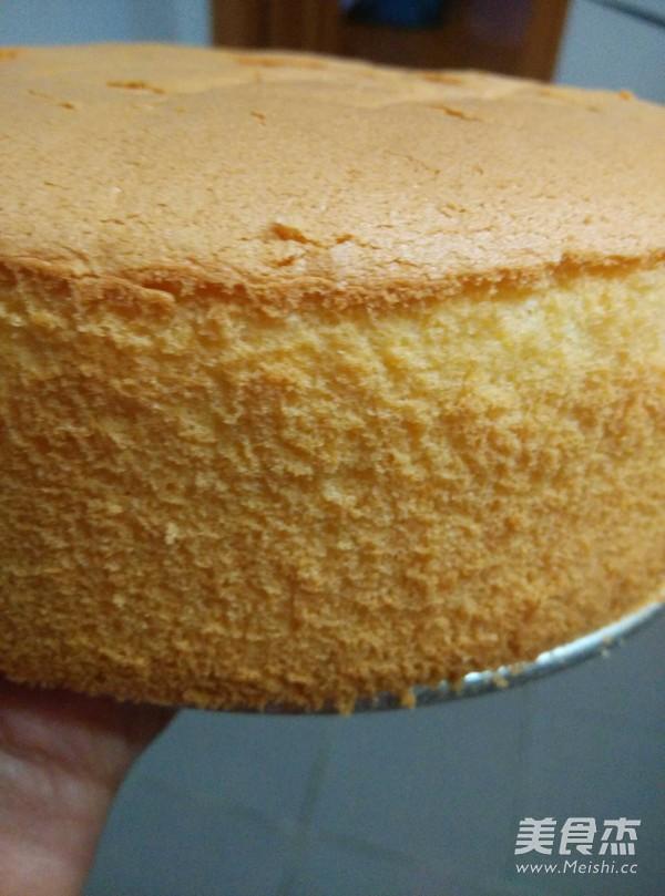 戚风蛋糕怎样煸