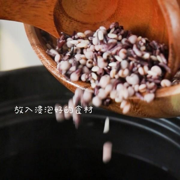 食美粥|滋补润燥粥的做法图解