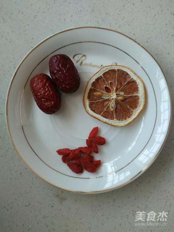 红枣枸杞茶的做法大全
