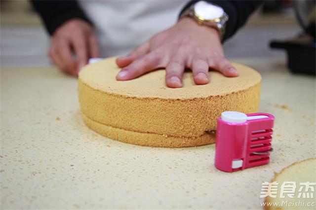 小清新海洋蛋糕,给你带来不一样的清凉夏天怎么做