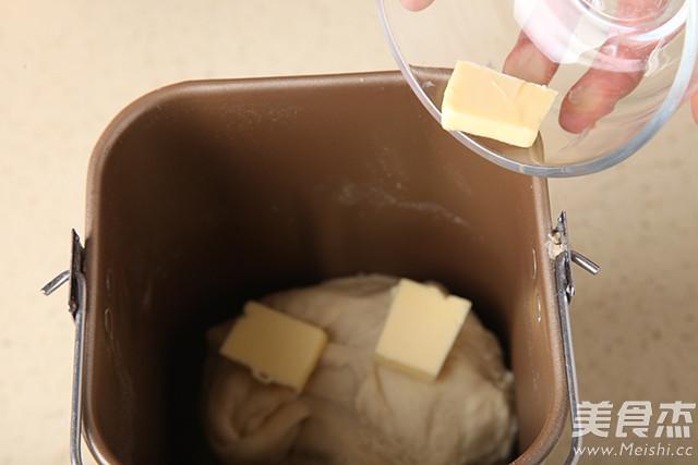 火到不行的奶酪包的家常做法