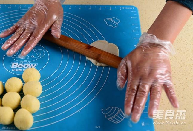 椰蓉开口酥怎样煮