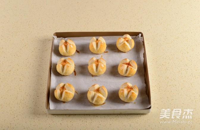 椰蓉开口酥的制作方法