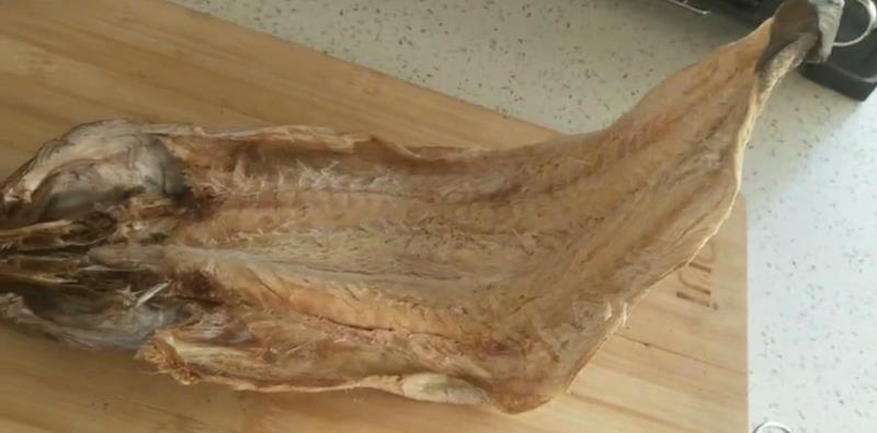 红红火火辣拌明太鱼的做法大全