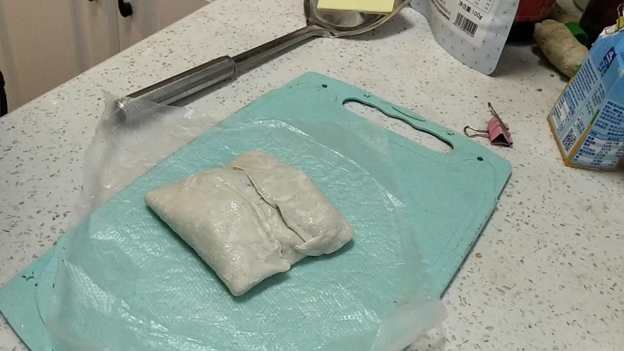 爆浆芝士/巧克力豆沙饼的简单做法