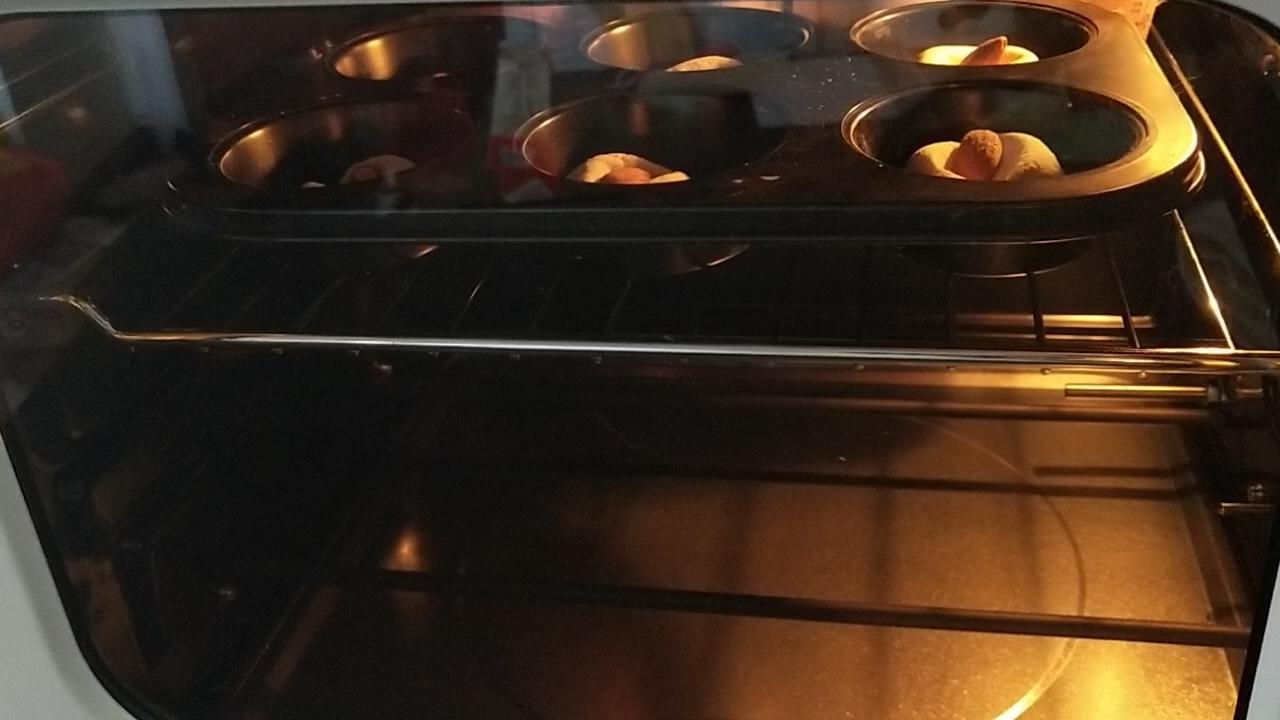 香脆可口的棉花杏仁脆脆怎么做
