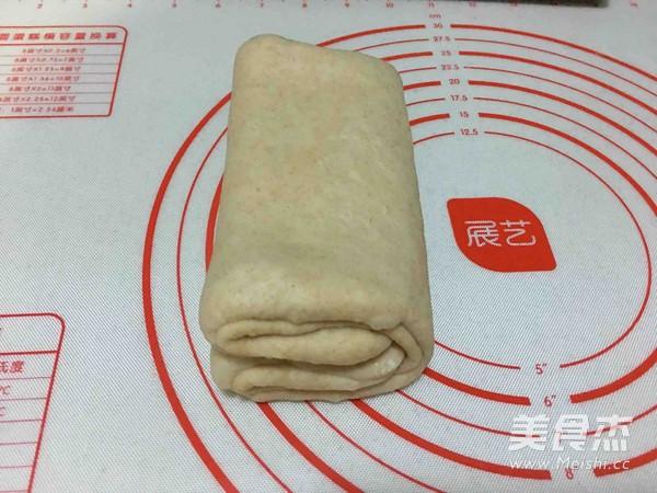 豆沙辫子面包怎样做