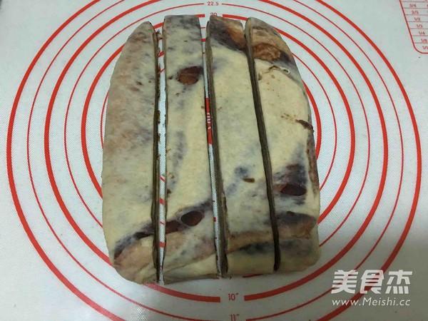 豆沙辫子面包的制作