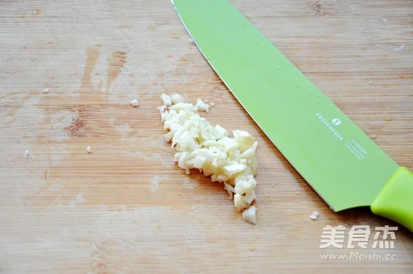 蒜香蚝油生菜的做法图解