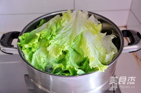 蒜香蚝油生菜的家常做法