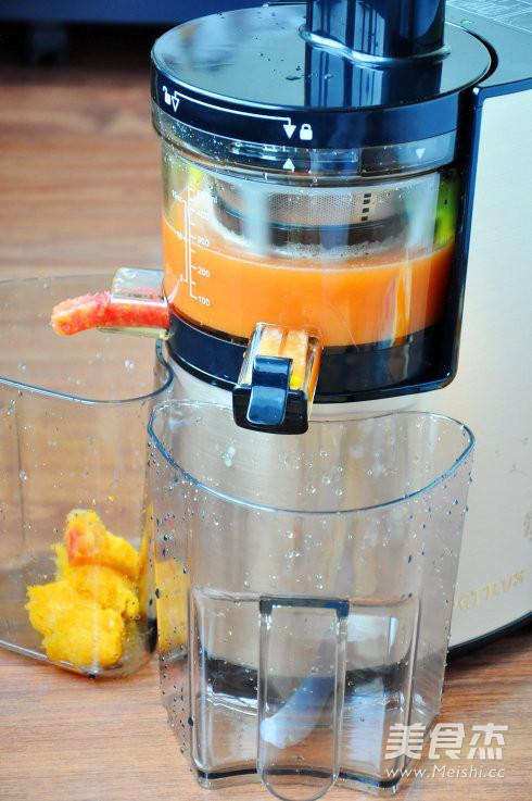 橘子番茄汁的做法图解