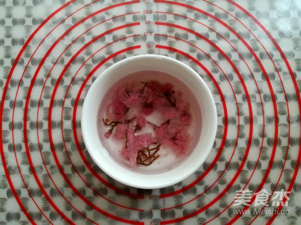 玫瑰鲜花饼的简单做法