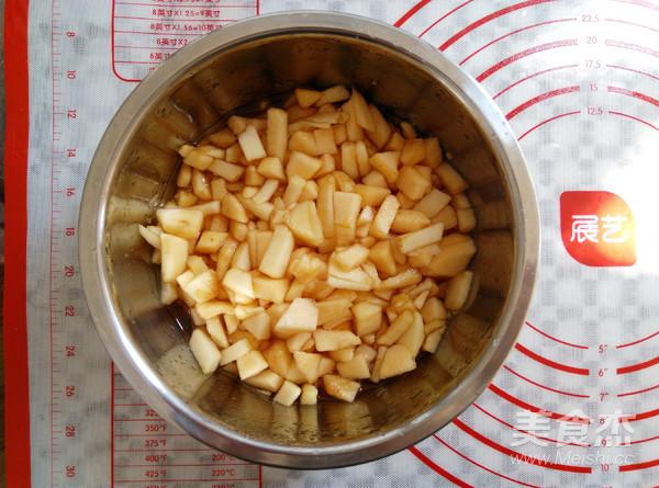 苹果酥的简单做法