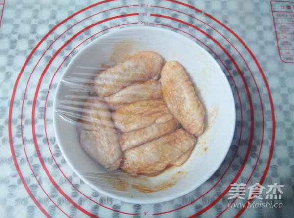 新奥尔良烤鸡翅(空气炸锅版)怎么吃