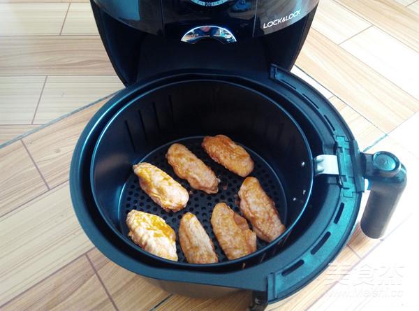 新奥尔良烤鸡翅(空气炸锅版)怎么做