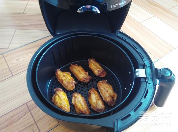 新奥尔良烤鸡翅(空气炸锅版)怎么炒