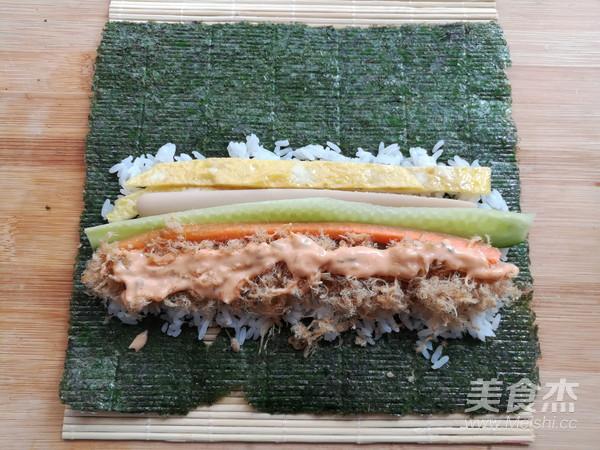 金顶寿司怎么炒