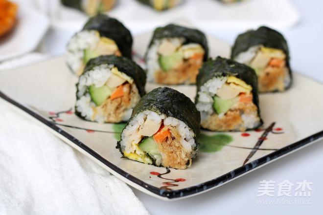 金顶寿司怎样做