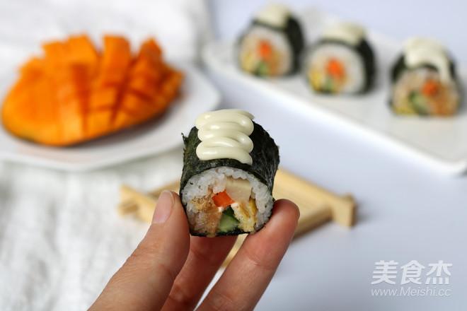 金顶寿司怎样炒