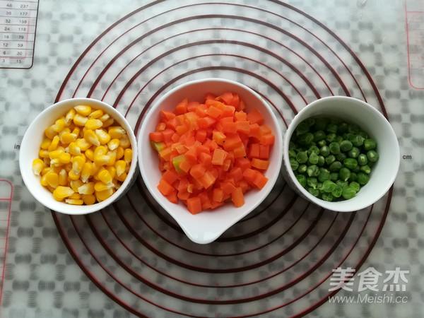 梅森杯素食沙拉的步骤
