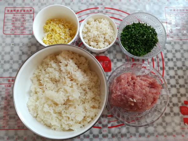 油炸糯米肉丸子怎么煮