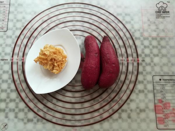 紫薯银耳糖水的做法大全