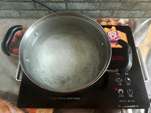 红油米粉怎样做