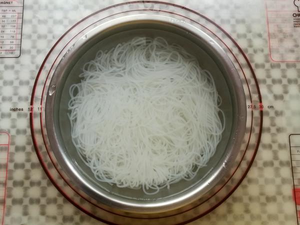 红油米粉怎样煮